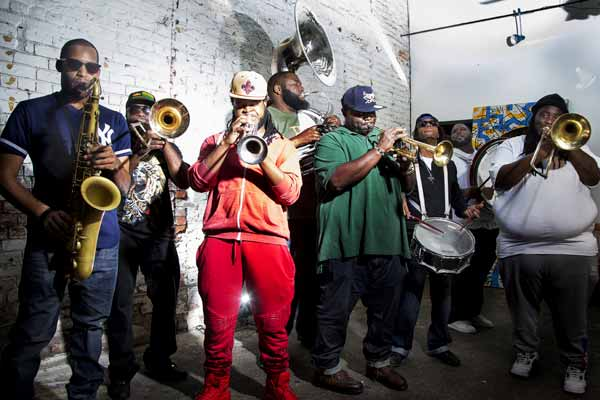 Hot 8 Brass Band 11 16