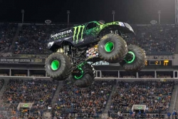 The Sky's The Limit For Monster Jam