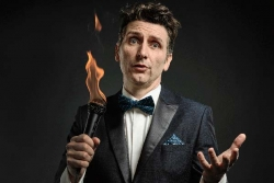 Frankly Woodley @ Brisbane Comedy Festival 2016 Review