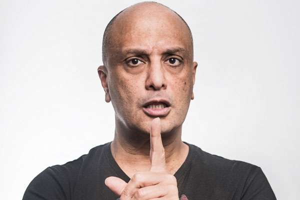 Akmal Is Transparent At Sydney Comedy Festival