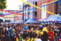 2014 Colombian Street Party