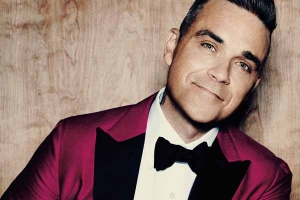 Robbie Williams headlines the 2018 Adelaide 500 Sunday concert.
