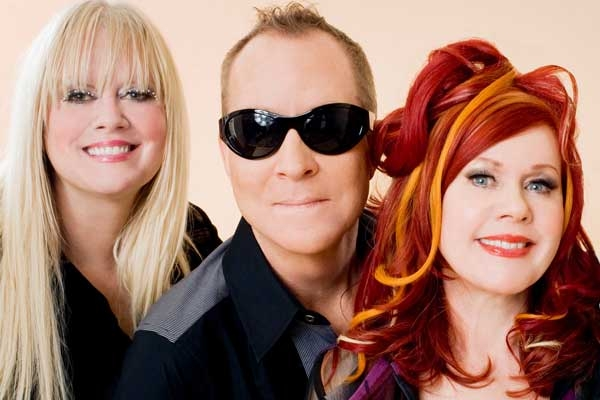The B-52's Vow To 'Wonder Down Under' At A Day On The Green