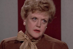Jessica Fletcher from 'Murder She Wrote'