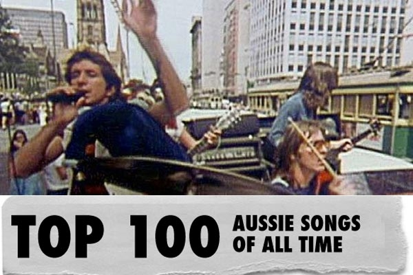 Top 100 Best Aussie Songs Of All Time - Max