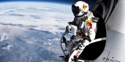Celebrate The Anniversary Of Felix Baumgartner's Insanity