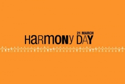 Shining Bright Lights Across Australia For Harmony Day