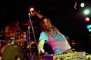 The Bennies at the Adelaide Uni bar 31 March, 2016