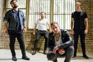 Sydney rockers The Iron Horses release their new single, 'April Rain', 27 November, 2017.