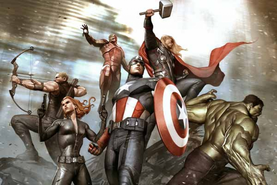The Marvel Universe Is Coming To Brisbane