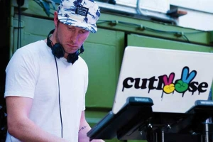 Cutloose is one of the rotating resident DJs at new Brisbane Sunday session Snitch Sundays.