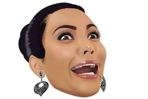 Love Or Hate Kimye, These New Kimojis Have All The Right Sass