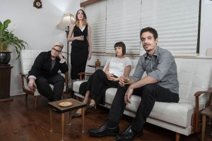Zephyr Quartet play as part of this year's Adelaide French Festival.