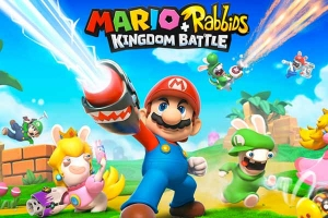 Mario + Rabbids Kingdom Battle Video Game Review